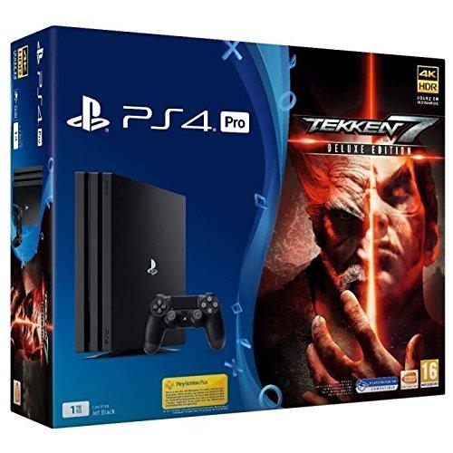 Pack PS4 Pro 1 To + Tekken 7