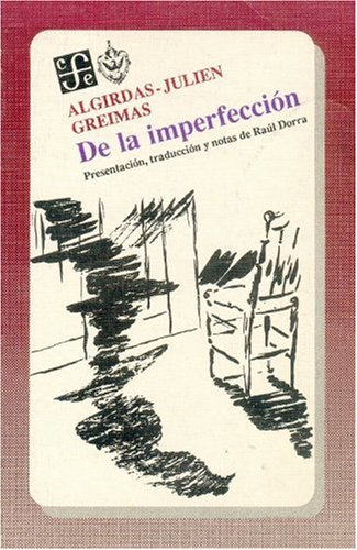 De la imperfeccion/ Of the imperfection (Cuadernos de La Gaceta)