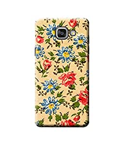 Be Awara Colorful Flowers Mobile Phone Case Back Cover for Samsung Galaxy A5