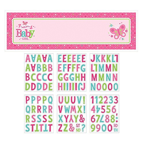 amscan-121458-welcome-baby-girl-personalise-it-giant-sign-banner