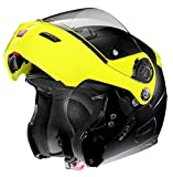 GREX G9.1 Casco Apribile Evolve Couple N-Co Flat Black L