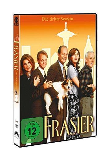 Frasier - Die dritte Season [4 DVDs]