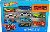 #6: Siddhi Vinayak Die Cast Metal Master Cars Pack of 10 of Different Colourful Models