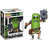 Funko Pop Animation Morty Pickle Rick With Laser Figure by Funko