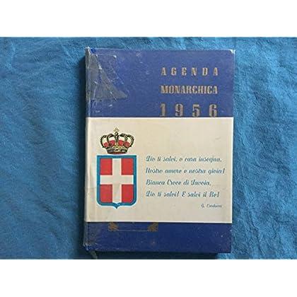 Agenda Monarchica 1956