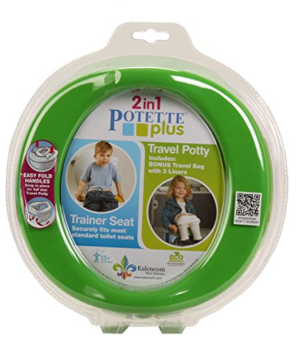 kalencom-2-in-1-potette-plus-green