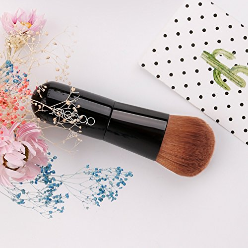 docolor-foundation-make-up-brush-black-kabuki-contour-liquid-cream-face-cosmetic-tool-1pcs