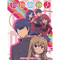 Toradora - The Complete Series (Eps 01-25) (4 Dvd)