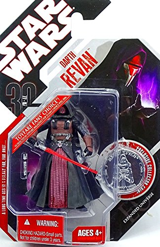 Darth Revan, Toyfare Fan's Choice, Star Wars: 30th Anniversary Collection, Hasbro
