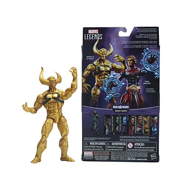 Marvel Figura de Ex Nihilo de Guardianes de la Galaxia 15 cm 3