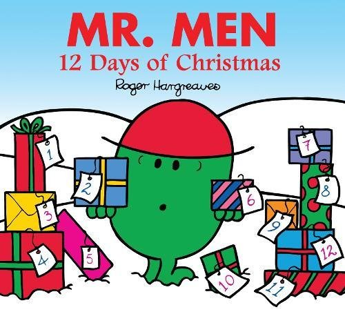 Mr. Men 12 Days of Christmas (Mr. Men & Little Miss Celebrations) por Roger Hargreaves