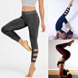 3/4 Leggings Mujer Fitness Pantalones Cortas Yoga de Gimnasio Mujer Pantalones Deportivos Mujer Mallas Mujer Pantalones Deportivos Leggings Mujer Yoga por Venmo