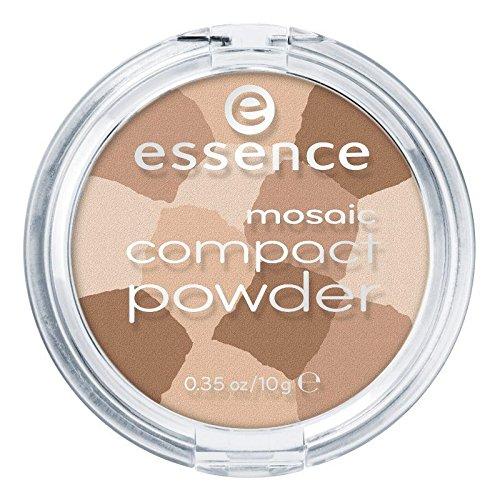 essence Mosaic Kompaktpuder NR. 01 - SUNKISSED BE AUTY 10 g