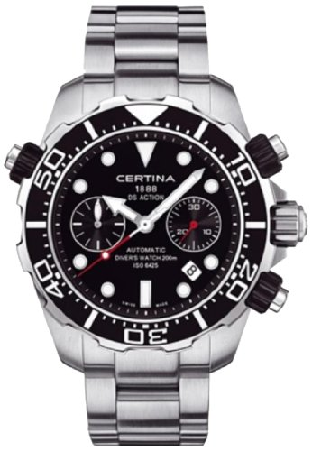 Certina Herren Automatik Kollektion DS Action Diver Chronograph C013.427.11.051.00
