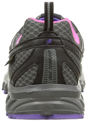 New Balance NBWT610GT4 Sneaker, Donna Argento (Argent (Gt4 Silver Filigree))