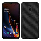 Nillkin Oneplus 6T Case, [Carbon Fiber][Compatible With