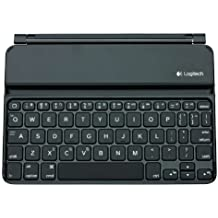 Logitech 920-005025 - Teclado para Apple iPad Mini, color negro - QWERTY Español