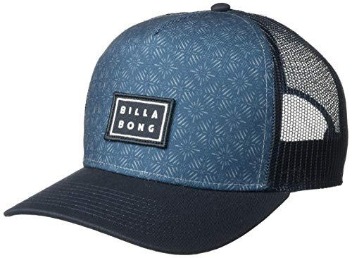 BILLABONG Herren MAHWTBAR Baseballmütze - blau - Einheitsgröße Billabong Black Hat