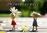 Miniaturwelt (Wandkalender 2019 DIN A4 quer): Ein Kalender mit kleinen Leuten für große Leute. (Monatskalender, 14 Seiten ) (CALVENDO Kunst)
