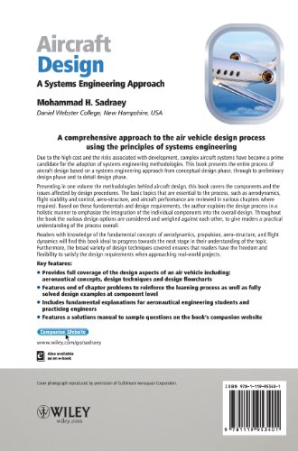 Aircraft Design: A Systems Engineering Approach (Aerospace Series)