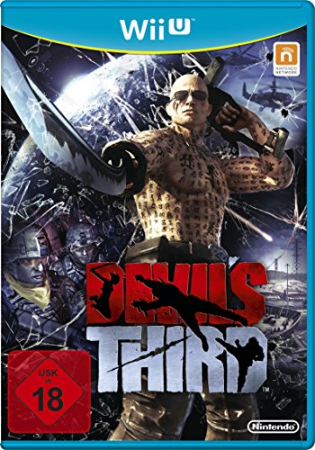 Devil's Third – [Wii U]