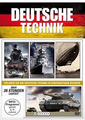 Deutsche Technik [6 DVDs]