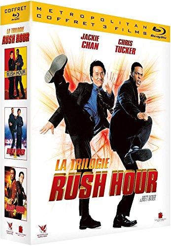 Rush Hour - La trilogie [Blu-ray]