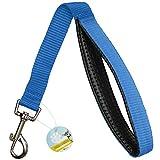 Me & My Pets - Kurze Hundeleine für das Training - blau