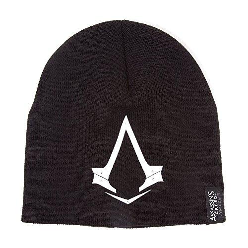 Assassin's Creed - Cappellino con logo Syndicate, Nero