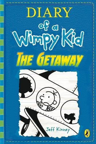Diary of a Wimpy Kid: The Getaway (book 12) price comparison at Flipkart, Amazon, Crossword, Uread, Bookadda, Landmark, Homeshop18