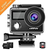 Campark Action Cam X20 HD 20MP 4K WiFi...