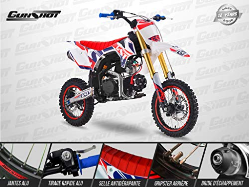 Ablmoto-Bouchon de réservoir Alu Argent Pour Mini Supermoto Dirt Bike Pit Bike ATV Quad