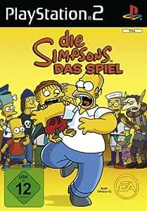 Die Simpsons - Das Spiel [Software Pyramide]