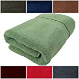 Nothing Beyond Finest Quality Luxury Towels, Color -Milky Green.