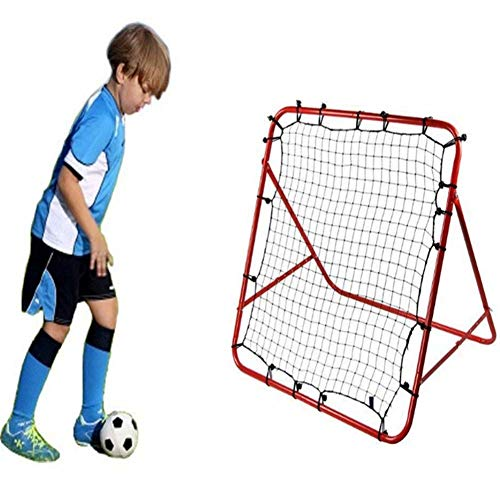 LeiSport One Pitch Return, Football Praxis Pitching & Fielding Net, Replacement Net, Soccer Rebounder