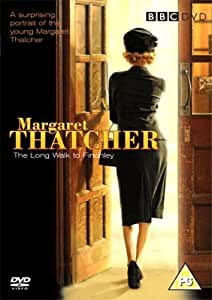 Margaret Thatcher The Long Walk To Finchley [Import anglais]