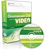 Learn Adobe Dreamweaver CS4 by Video: Core Training for Web Communication by Candyce Mairs (2009-07-12)