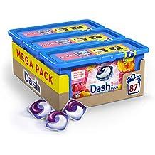 Dash 2en1 3 en 1 Pods amapola/Flores de cerezo lavandería en cápsulas 29 lavados
