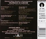 Bononcini : Cantates et airs pour basse. Abete.
