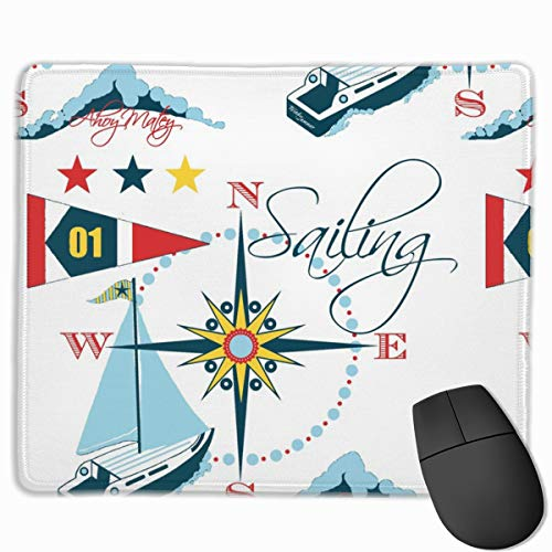 se pad Custom Gaming Mousepad Nonslip Rubber Backing 9.8
