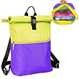 Caeser Archy sport bag sport backpack clothing storage bag 2 in 1 dry and wet...