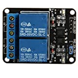 SODIAL(R) 5V 2-Canal Modulo rele Shield para Arduino ARM PIC AVR DSP Electronic
