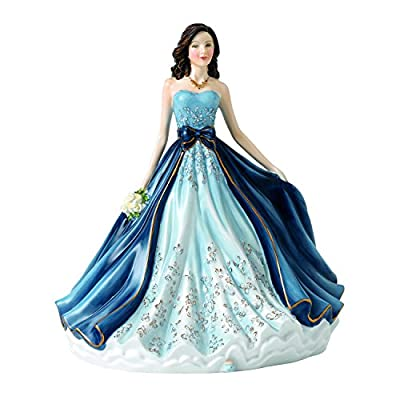 Royal Doulton - Pretty Lady Figurine Happy Birthday Figure 2017 Boxed