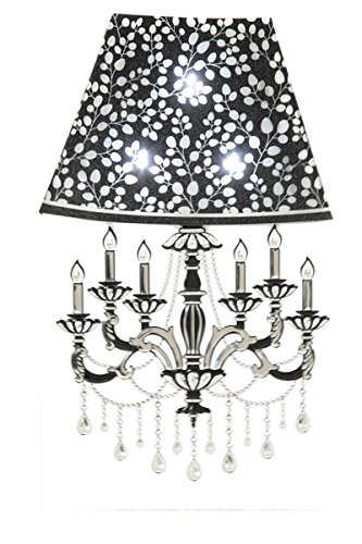applique-sticker-led-sans-fil-originale-pratique-decor-chandelier-feuilles