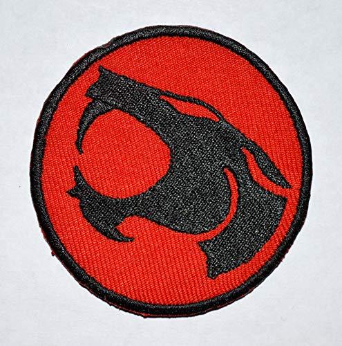 Thundercats Retro-Abzeichen zum Aufbügeln/Aufnähen, bestickt