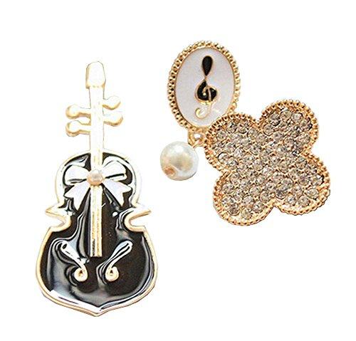 [Gitarre] Eine Reihe von Mode Broschen Corsages Kragen dekorative Brosche Pins (Cameo-pins Und Broschen)