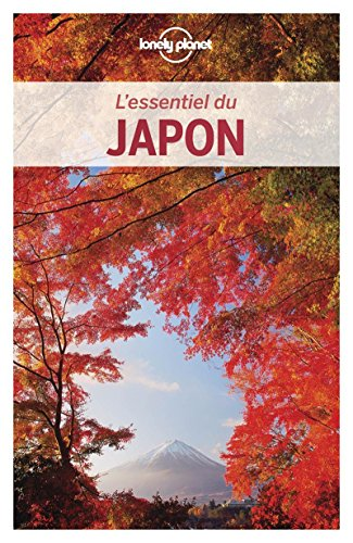L'Essentiel du Japon - 4ed par Lonely Planet LONELY PLANET