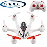 s-idee® 01640 Hexacopter S272 Drohne mit Headless Funktion 360° Flip