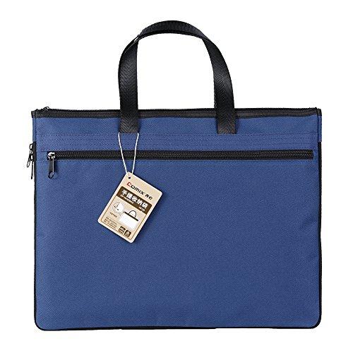 comix Tuch Tasche, perfekt für Shopping, Laptop, Schulbücher, Hey Sommer, A8159 blau (Heys-laptop-tasche)