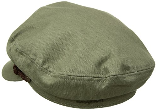 Brixton Unisex Headwear Fiddler Cap light olive/Brown